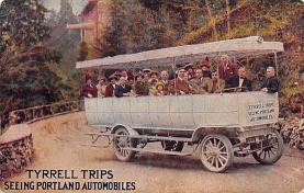 top025729 - Trucks / Buses /  Vans Post Card