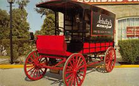 top025737 - Trucks / Buses /  Vans Post Card