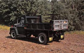 top025745 - Trucks / Buses /  Vans Post Card
