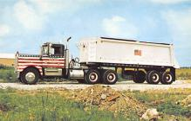top025759 - Trucks / Buses /  Vans Post Card