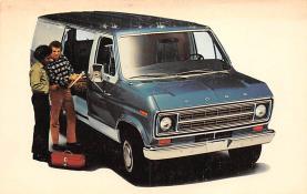 top025763 - Trucks / Buses /  Vans Post Card