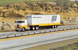 top025765 - Trucks / Buses /  Vans Post Card