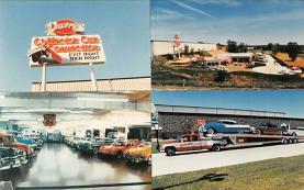 top025767 - Trucks / Buses /  Vans Post Card