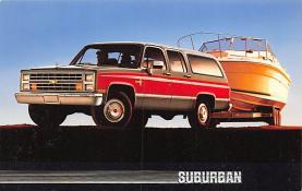 top025769 - Trucks / Buses /  Vans Post Card