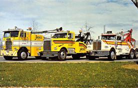 top025773 - Trucks / Buses /  Vans Post Card