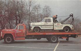 top025777 - Trucks / Buses /  Vans Post Card