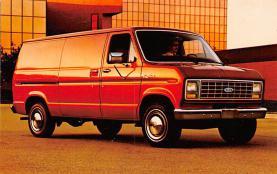 top025785 - Trucks / Buses /  Vans Post Card