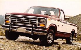 top025787 - Trucks / Buses /  Vans Post Card
