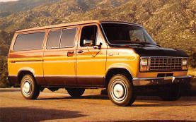 top025795 - Trucks / Buses /  Vans Post Card