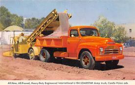 top025797 - Trucks / Buses /  Vans Post Card