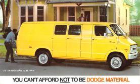 top025799 - Trucks / Buses /  Vans Post Card