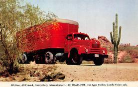 top025803 - Trucks / Buses /  Vans Post Card