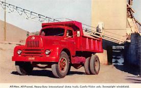 top025807 - Trucks / Buses /  Vans Post Card