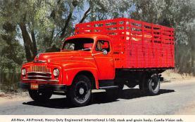 top025809 - Trucks / Buses /  Vans Post Card