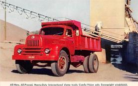 top025813 - Trucks / Buses /  Vans Post Card