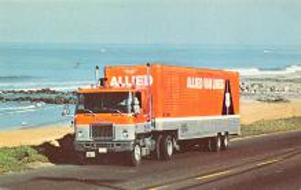 top025817 - Trucks / Buses /  Vans Post Card