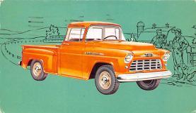top025849 - Trucks / Buses /  Vans Post Card