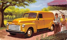 top025853 - Trucks / Buses /  Vans Post Card