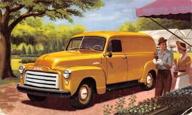 top025855 - Trucks / Buses /  Vans Post Card