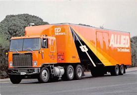 top025917 - Trucks / Buses /  Vans Post Card