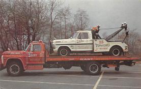 top025919 - Trucks / Buses /  Vans Post Card