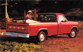 top025921 - Trucks / Buses /  Vans Post Card