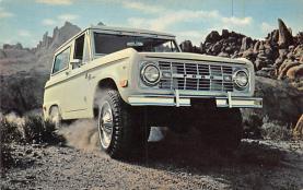 top025923 - Trucks / Buses /  Vans Post Card
