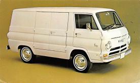 top025925 - Trucks / Buses /  Vans Post Card