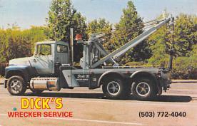 top025931 - Trucks / Buses /  Vans Post Card