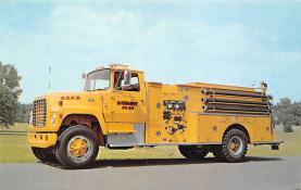 top025933 - Trucks / Buses /  Vans Post Card