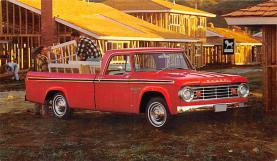 top025937 - Trucks / Buses /  Vans Post Card