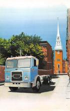 top025943 - Trucks / Buses /  Vans Post Card