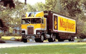 top025945 - Trucks / Buses /  Vans Post Card