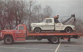 top025949 - Trucks / Buses /  Vans Post Card
