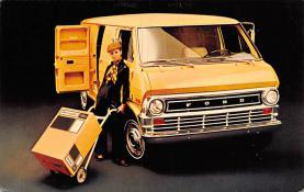 top025953 - Trucks / Buses /  Vans Post Card