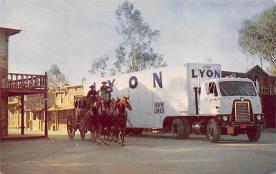 top025955 - Trucks / Buses /  Vans Post Card