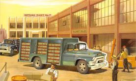 top025959 - Trucks / Buses /  Vans Post Card