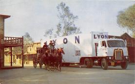 top025965 - Trucks / Buses /  Vans Post Card