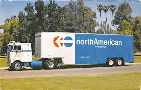 top025967 - Trucks / Buses /  Vans Post Card