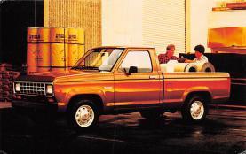 top025973 - Trucks / Buses /  Vans Post Card