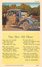top026053 - Vinatge Auto Pre 1950 Post Card