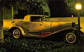 top026067 - Vinatge Auto Pre 1950 Post Card