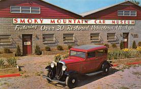 top026073 - Vinatge Auto Pre 1950 Post Card