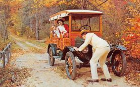 top026075 - Vinatge Auto Pre 1950 Post Card