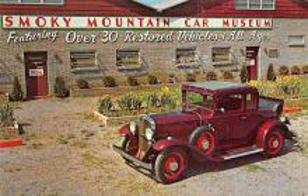 top026077 - Vinatge Auto Pre 1950 Post Card