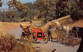 top026089 - Vinatge Auto Pre 1950 Post Card