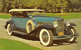 top026109 - Vinatge Auto Pre 1950 Post Card