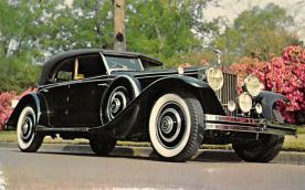 top026119 - Vinatge Auto Pre 1950 Post Card