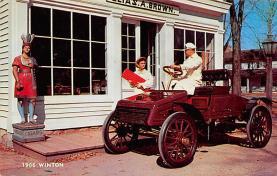 top026121 - Vinatge Auto Pre 1950 Post Card