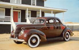 top026347 - Vinatge Auto Pre 1950 Post Card